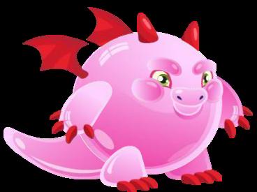 Gummy Dragon - Dragon City Wiki