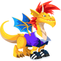 Soccer Dragon - Dragon City Wiki