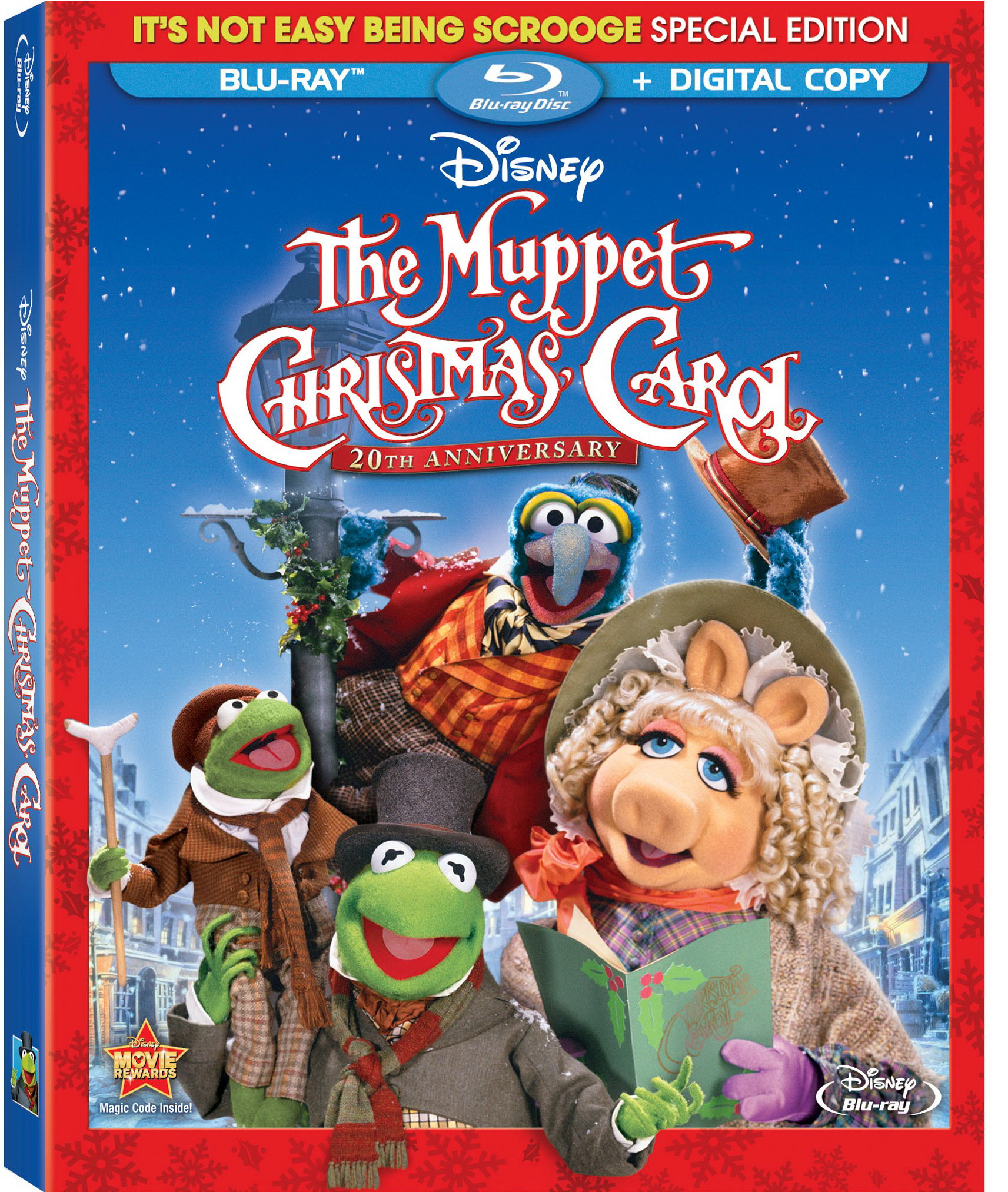 The Muppet Christmas Carol Blu-ray Review | The Muppet Mindset