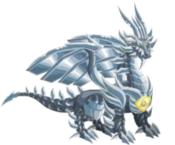 Metal puro Dragon 3