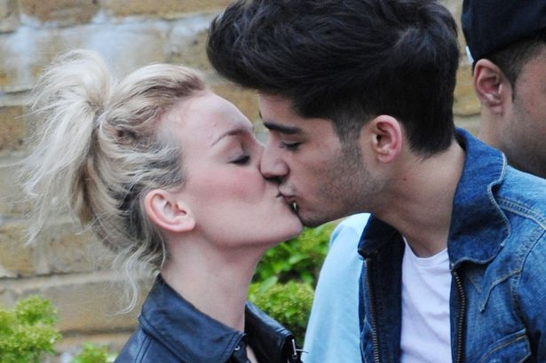 when did zayn malik and perrie edwards start dating