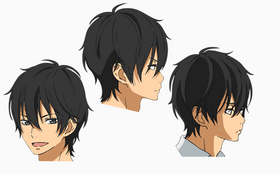 Haru expressions