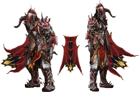 Update:Solomon's General Store: Demon Armour