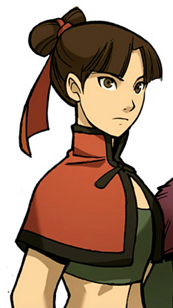 Mako and Bolin's Parentage Kori_Morishita