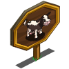 Telemark Cow Mastery Sign-icon