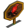 Iiwi Bird Mastery Sign-icon