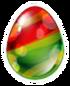 Huevo del Dragón Carnívoro