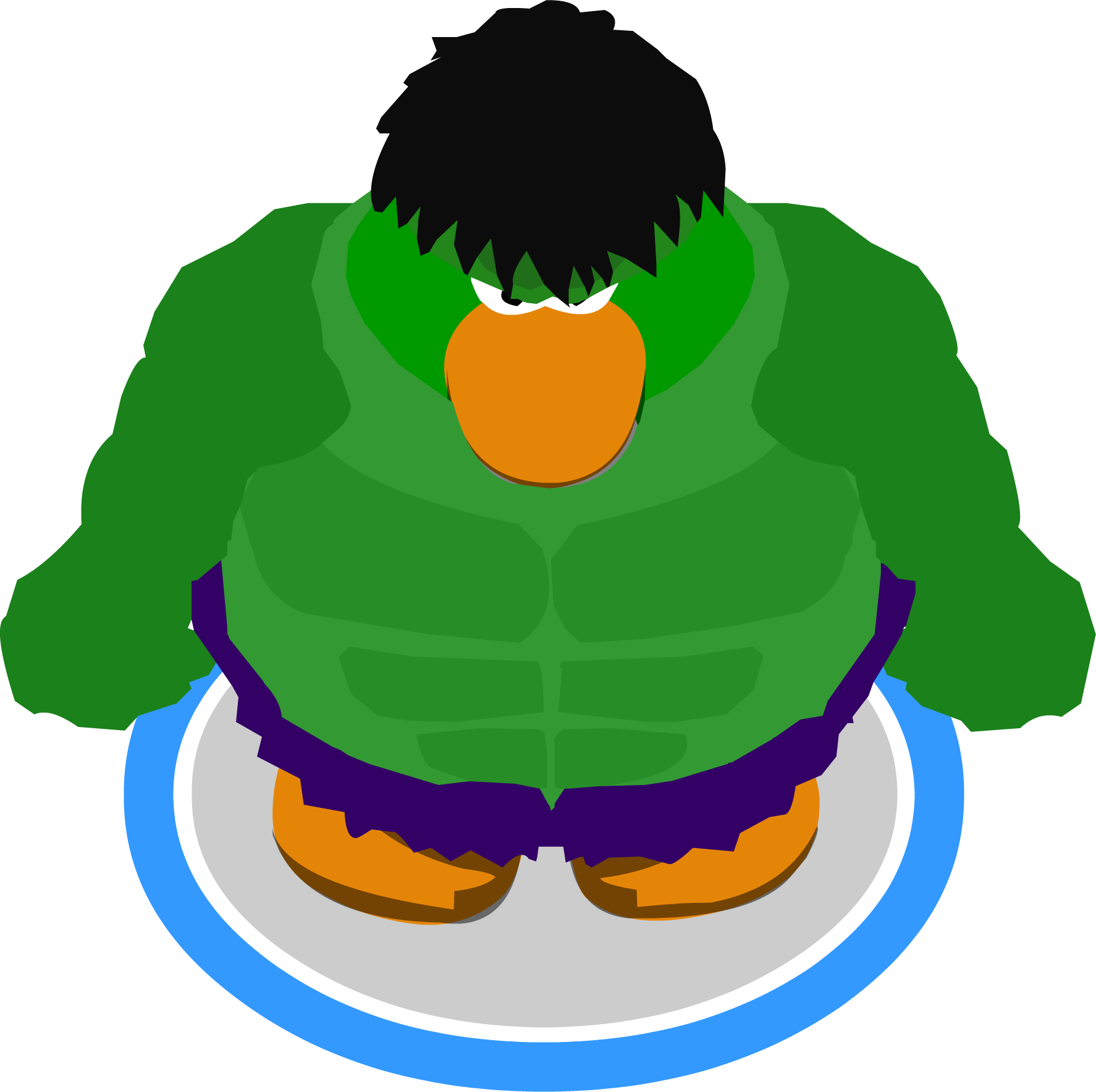 HulkInGame