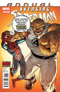 Avenging Spider-Man Annual Vol 1 1