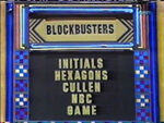 Blockbusters