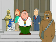 Family Guy Royal Award