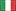 Language Italian Flag