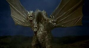 Showa King Ghidorah