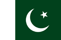 Flag of Pakistan svg