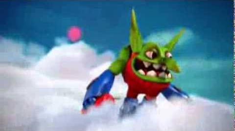 Skylanders Giants - Boomer's Soul Gem Preview (Bring the Boom)