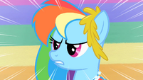 Rainbow Dash determined S1E26