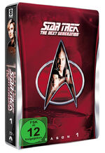 TNG S1 Blu-ray (German steelbook)