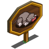 Star-nosed Mole Mastery Sign-icon