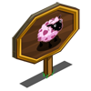 Valentine Sheep Mastery Sign-icon