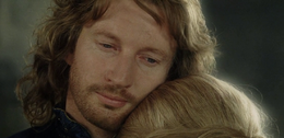 Faramir and Eowyn - ROTK