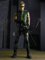 Green arrow suit 2