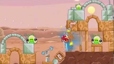 Angry Birds Star Wars (DISNEY) - Gameplay Oficial Trailer ESPAÑOL