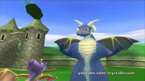 Spyro the Dragon Cutscenes - Introduction