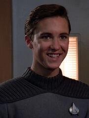 Wesley Crusher 2365