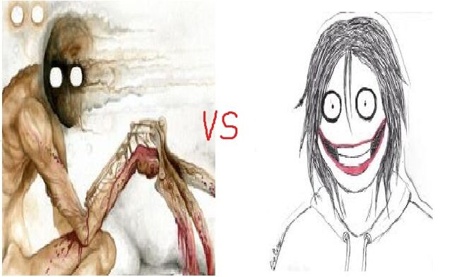 Jeff The Killer Vs The Joker (continuacin the rake vs