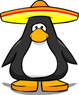 Sombrero from a Player Card
