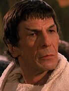 Spock auf Vulkan 2285