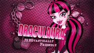 New Ghoul @ School - Draculaura intro