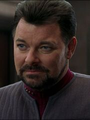 Captain William T. Riker