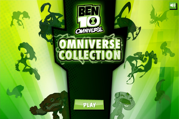 Omniverse Collection | Ben 10 Games | Cartoon Network