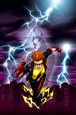 Kid Flash Kingdom Come 0001