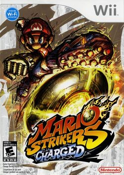 Mario Strikers Charged (NA)