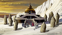 Southern Water Tribe Avatar Temple