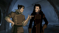 Bolin and Asami