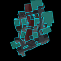 Berlin Wall original minimap BO
