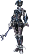 Keyblade Armor (Aqua) KHBBS