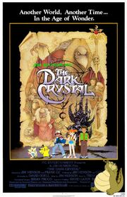 Ash Ketchum and The Dark Crystal Poster