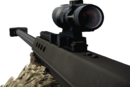 BFBC2 M95S ACOG Sight