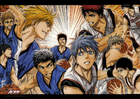 Kaijō High vs Seirin High