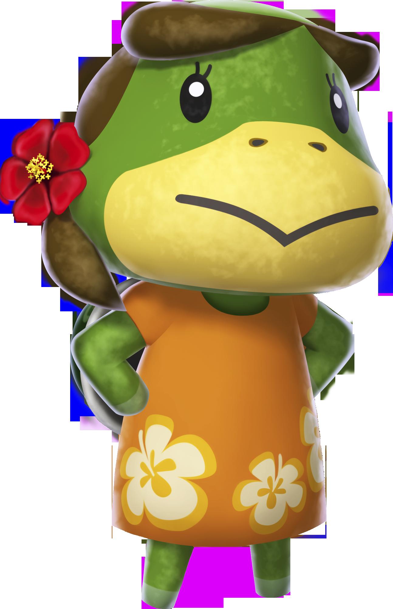 """Animal Crossing New Leaf et ses nouveaux """"Acteurs""""! - Page 2 Kuko"""