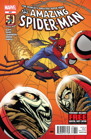 Amazing Spider-Man Vol 1 697