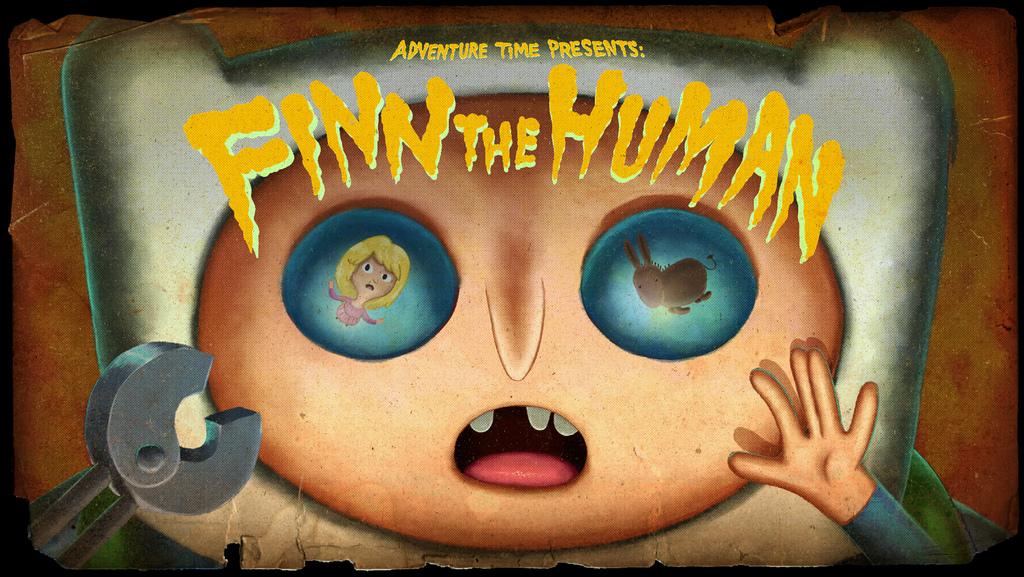 Adventure Time Finn the Human Episode