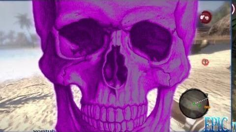Dead Island Purple Skull *BEST QUALITY* Location & Drop Off