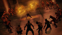 Korra vs Equalists