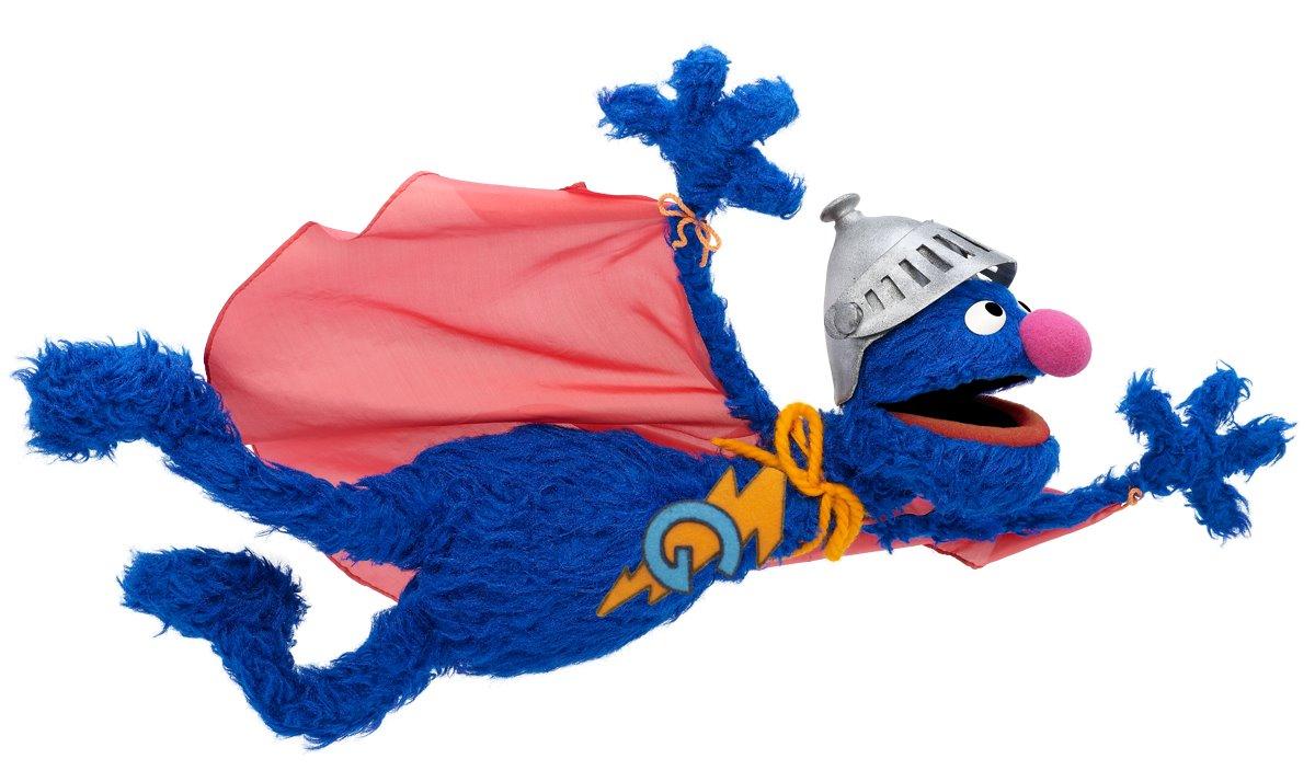 Sesame Street Super Grover 2.0