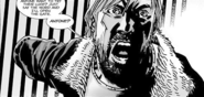 Issue 104 Rick Yelling